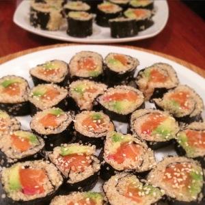quinoa sushi 9
